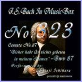 Cantata No. 87, 'Bisher habt ihr nichts gebeten in meinem Namen'', BWV 87 de Shinji Ishihara