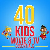 40 Kids Movie & TV Essentials by Various Artists