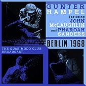The Quasimodo Club Broadcast de Gunter Hampel