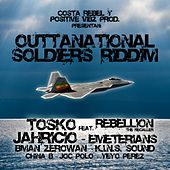 Outtanational Soldiers Riddim by Various Artists