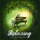 KONYA TSUKINO MIERU OKANI (At the Hill Where We Can See the Moon Tonight) by Relaxing Piano Music