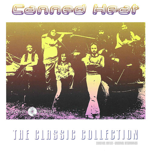 The Classic Collection de Canned Heat
