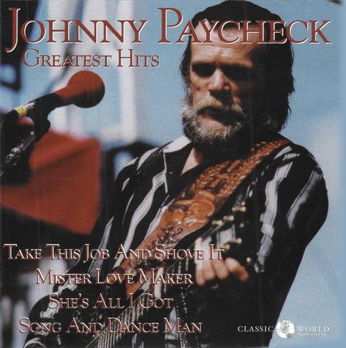 Greatest Hits de Johnny Paycheck