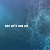 Focus White & Brown Noise by Various Artists