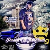 Juan C Presents Product of the Streets, Vol. 2 de Various Artists