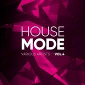 House Mode, Vol. 4 - EP de Various Artists