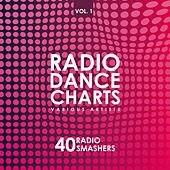 Radio Dance Charts, Vol. 1 (40 Radio Smashers) by Various Artists
