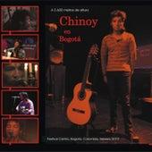 Chinoy en Bogotá de Chinoy