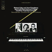 Bach & Casadesus: Concertos for 3 Pianos by Robert Casadesus