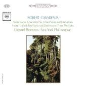 Saint-Saëns: Piano Concerto No. 4 - Fauré: Ballade & Préludes 1, 3 & 5 by Robert Casadesus