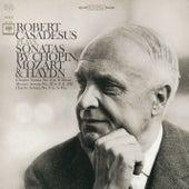 Casadesus Plays Sonatas by Chopin, Mozart & Haydn by Robert Casadesus