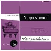 Beethoven: Piano Sonatas Nos. 2 & No. 23 by Robert Casadesus