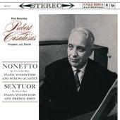 Casadesus: Nonetto, Op. 45 & Sextuor, Op. 58 by Robert Casadesus