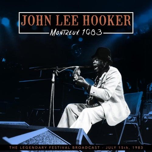 Montreux 1983 von John Lee Hooker