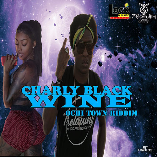 Wine de Charly Black