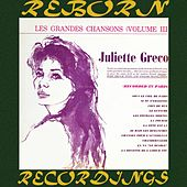 Les Grandes Chansons, Volume 3 (HD Remastered) von Juliette Greco
