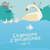 Chansons z'enfantines, vol. 2 (Comptines traditionnelles pour les tout-petits) de Mathilde
