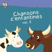 Chansons z'enfantines, vol. 3 (Comptines traditionnelles pour les tout-petits) de Mathilde