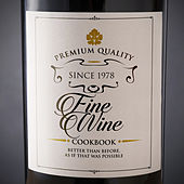 Fine Wine de CookBook