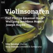 Violinsonaten von Ulla Bundies