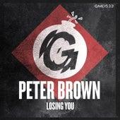 Losing You von Peter Brown