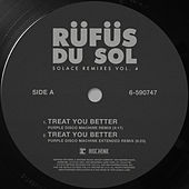 Solace Remixes Vol. 4 von RÜFÜS DU SOL