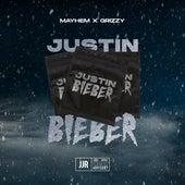Justin Bieber (feat. Grizzy) von Mayhem