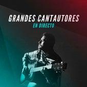Grandes cantautores en directo (Live) de Various Artists