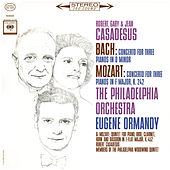 Mozart: Concerto for 3 Pianos & Quintet - Bach: Concerto for 3 Pianos (Remastered) de Eugene Ormandy