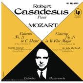 Mozart: Piano Concertos Nos. 21 & 27 (Remastered) by Robert Casadesus