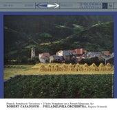 Franck: Variations symphoniques, FWV 46 & D'Indy: Symphonie sur un chant montagnard français, Op. 25 by Robert Casadesus
