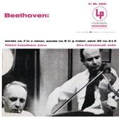 Beethoven: Violin Sonatas 7 & 8 (Remastered) by Robert Casadesus