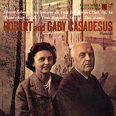 Schmitt: Une semaine du petit elfe Ferme-l'oeil, Op. 58 & 3 Rapsodies, Op. 53 (Remastered) by Robert Casadesus