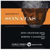 Beethoven: Violin Sonatas Nos. 3 & 4 (Remastered) de Zino Francescatti