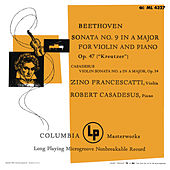 Beethoven & Casadesus: Violin Sonatas (Remastered) by Zino Francescatti