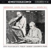 Beethoven: Violin Sonatas Nos. 1 & 9