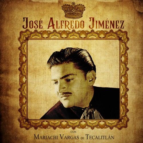 Con Mariachi Vargas de Tecalitlán (Remastered) by Jose Alfredo Jimenez