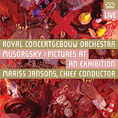 Mussorgsky: Pictures at an Exhibition (Live) de Royal Concertgebouw Orchestra