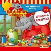Vorschau und Bonustrack - Das besondere Osterei (Folge 142) von Benjamin Blümchen
