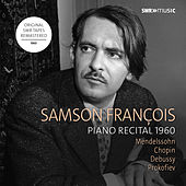 Piano Recital 1960 de Samson François