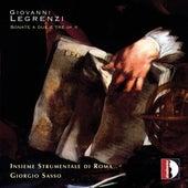 Legrenzi: 18 Sonatas, Op. 2 by Insieme strumentale di Roma