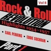 Rock and Roll Revolution, Vol. 8, Part I (1957) de Various Artists