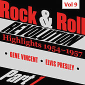 Rock and Roll Revolution, Vol. 9, Part I (1957) de Various Artists
