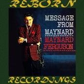 A Message From Maynard (HD Remastered) de Maynard Ferguson