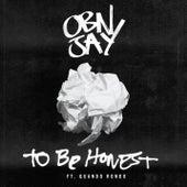 To Be Honest de OBN Jay