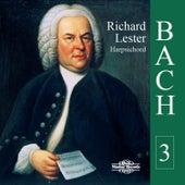 J.S. Bach: Works for Harpsichord Vol. 3 de Richard Lester