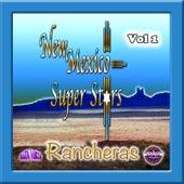 New Mexico Super Stars Rancheras, Vol. 1 von Various Artists