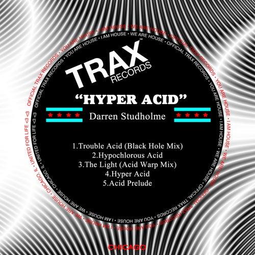 Hyper Acid de Darren Studholme