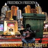 Akustische Außenseiter von Friedrich Frieden
