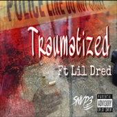 Traumatized (feat. Lil Dred) von Snvp3